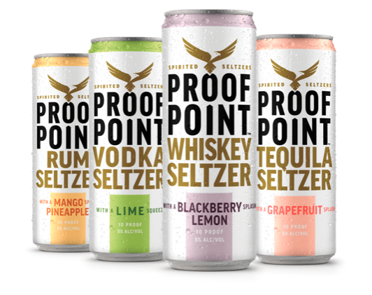 Thank you John! Buy (1) 4-pack of Proof Point Spirited Seltzers (any variety) and submit an image of your receipt to receive a rebate via PayPal or Venmo for the value of 50% of your pre-tax purchase price. Purchase must occur between 6/1/21 - 8/1/2021. Receipt must be submitted by 8/8/21. Offer will be removed once the limit is exhausted. Offer cannot be combined with other offers.